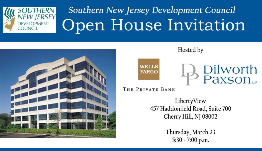Dilworth Paxson Open House Invite Website
